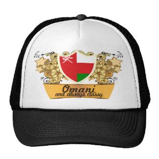 Classy Omani Mesh Hat