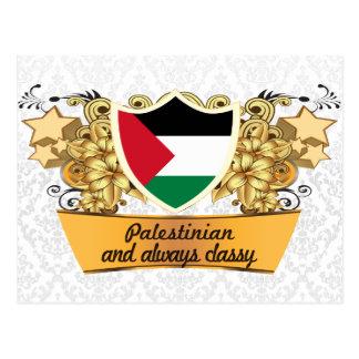 Classy Palestinian Post Card