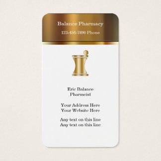 Classy Pharmacy Business Cards
