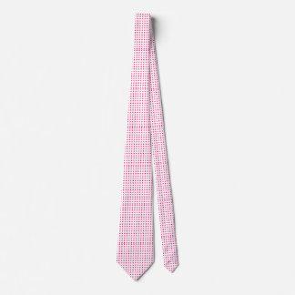 Classy Pink Dots Neck Tie