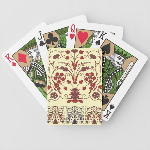 Classy playing cards