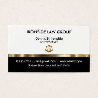 Professional business cards for lawyers best business cards for Best attorney business cards