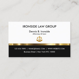Attorney business cards 3300 attorney business card templates classy professional attorney business card cheaphphosting Images