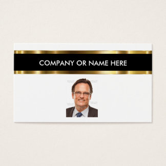 Classy Professional Business Cards