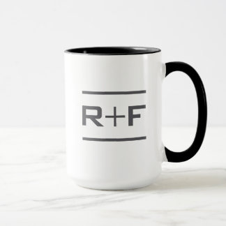 Classy R F Mug