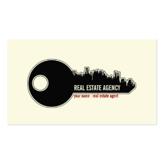 Classy - Real Estate Business Card