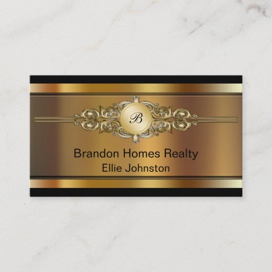Classy real estate business cards zazzle classy real estate business cards reheart Image collections