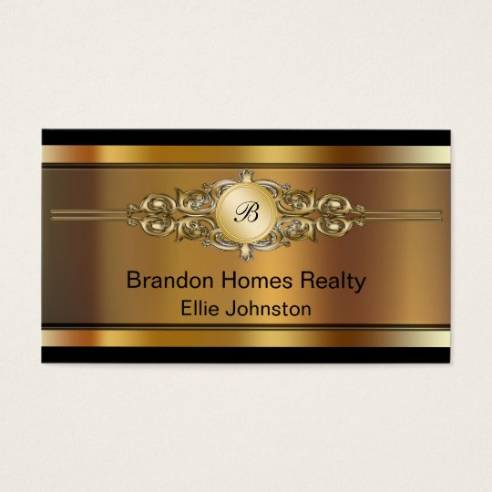 Classy real estate business cards zazzle classy real estate business cards reheart Gallery