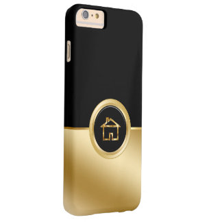 Classy Realtor Theme Barely There iPhone 6 Plus Case