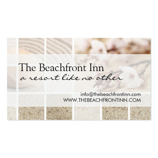 CLASSY RESORT AND SPA BUSINESS CARD