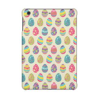 Classy Retro Easter Eggs Happy Easter Day iPad Mini Retina Cover