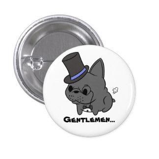 Classy Rocco - Gentlemen (Black) Pin