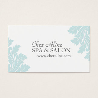 Classy Spa and Salon Business Card