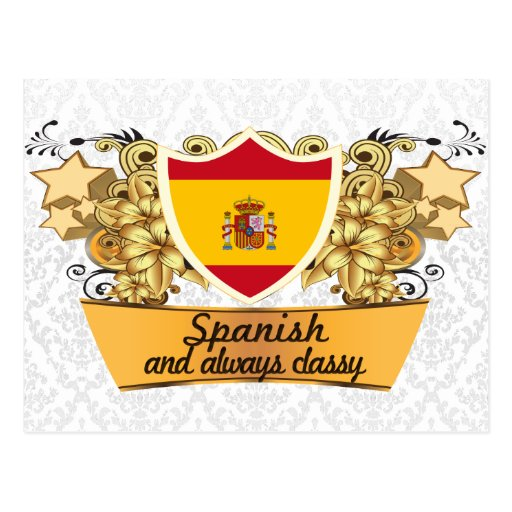 how to say classy in spanish