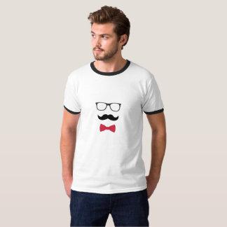 Classy Stache Tee Shirt