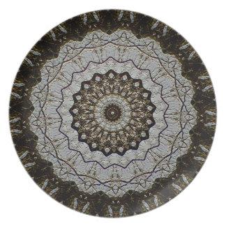Classy Stylish Designer Decorative Melamine Plate