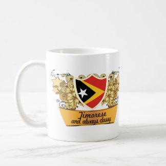 Classy Timorese Coffee Mug
