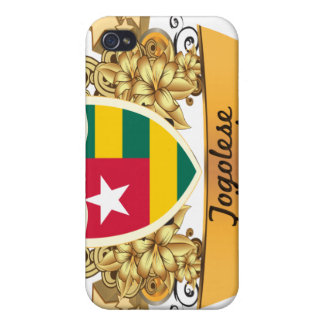 Classy Togolese Case For iPhone 4