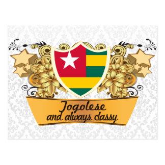 Classy Togolese Postcard