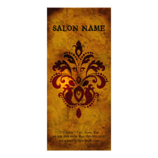 Classy Upscale Modern Business Rack Card Design