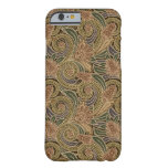 Classy Vintage Paisley iPhone 6 case