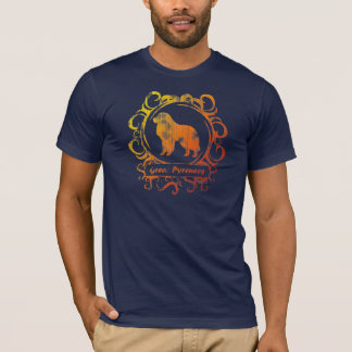 Classy Weathered Great Pyrenees T-Shirt