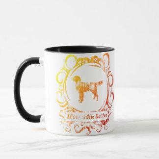 Classy Weathered Llewellin Setter Mug