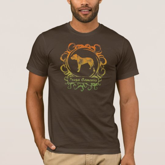 Classy Weathered Presa Canario T-Shirt