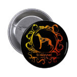 Classy Weathered Whippet Buttons