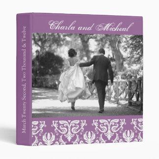 CLASSY WEDDING ALBUM BINDER