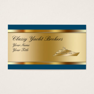 yacht business cards templates zazzle