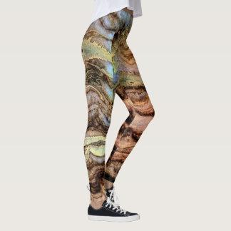 Classy yet flashy leggings