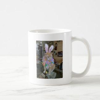 Claude Bunny Coffee Mug