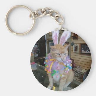Claude Bunny Keychain