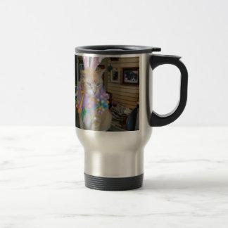 Claude Bunny Travel Mug