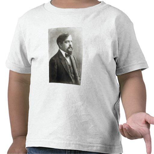 Claude Debussy, c.1908 Camisetas