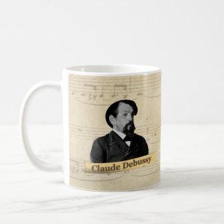 Claude Debussy Historical Mug