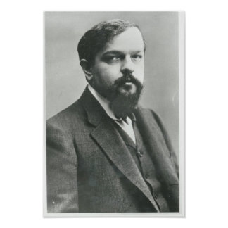 Claude Debussy Poster