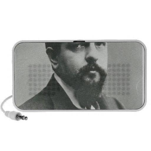 Claude Debussy Speakers