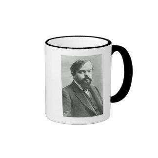 Claude Debussy Taza De Dos Colores