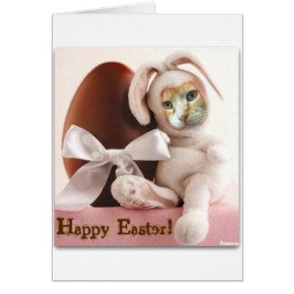 Claude Easter Bunny Card