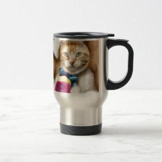 Claude Easter Bunny Travel Mug