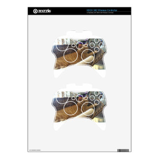 Claude is a Basket Case Xbox 360 Controller Decal