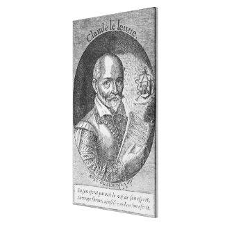 Claude Le Jeune  1598 Canvas Print