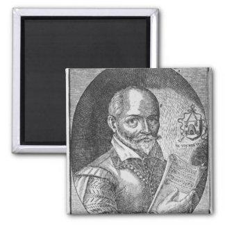 Claude Le Jeune  1598 Refrigerator Magnet