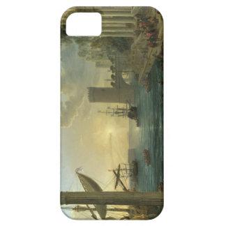 Claude Lorrain Artwork iPhone 5 Case