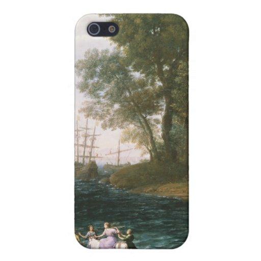Claude Lorrain Artwork Cases For iPhone 5