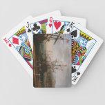 Claude Lorrain Artwork Poker Deck