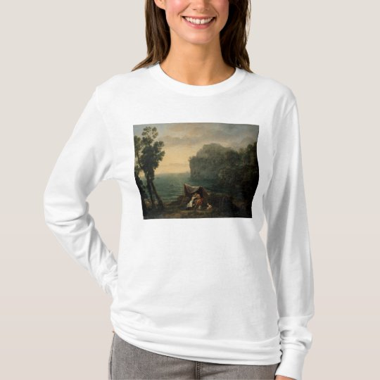 Claude Lorrain Artwork T-Shirt