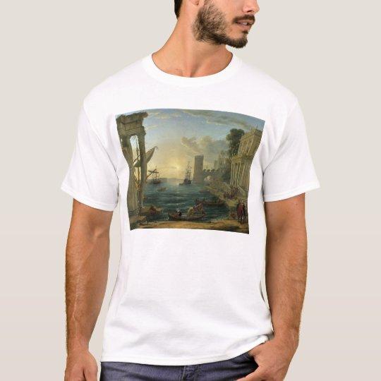 Claude Lorrain Artwork T-Shirt